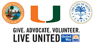 UM and City of Miami logo